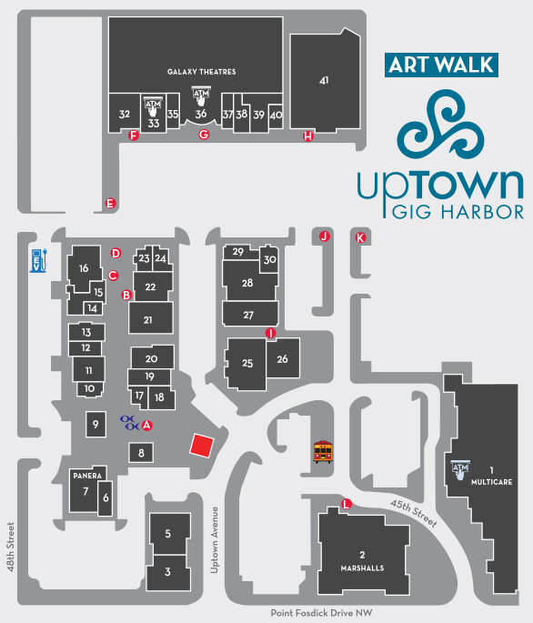 Uptown Gig Harbor Art Walk Directory